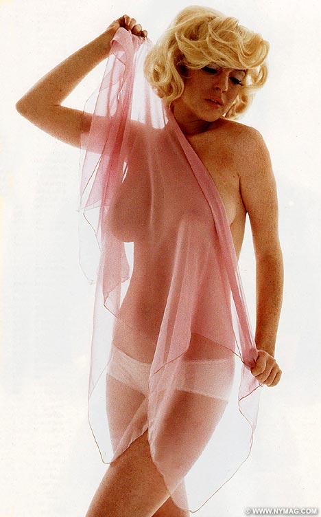 Lindsay as Marilyn